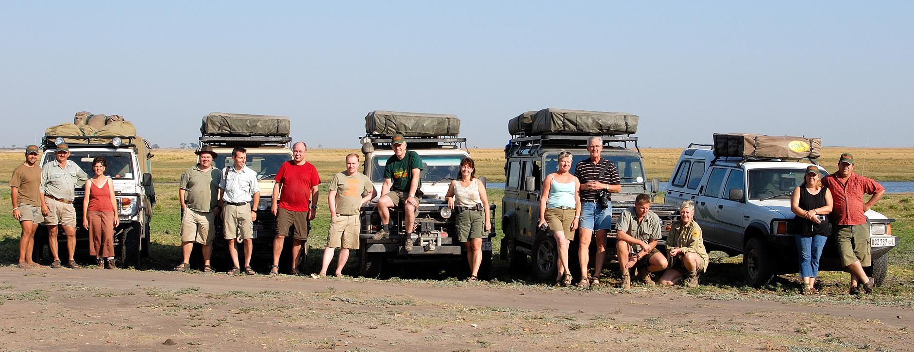 Allroundsafaris Chobe Tour